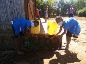 Coping with Covid D, LPS School Madagascar