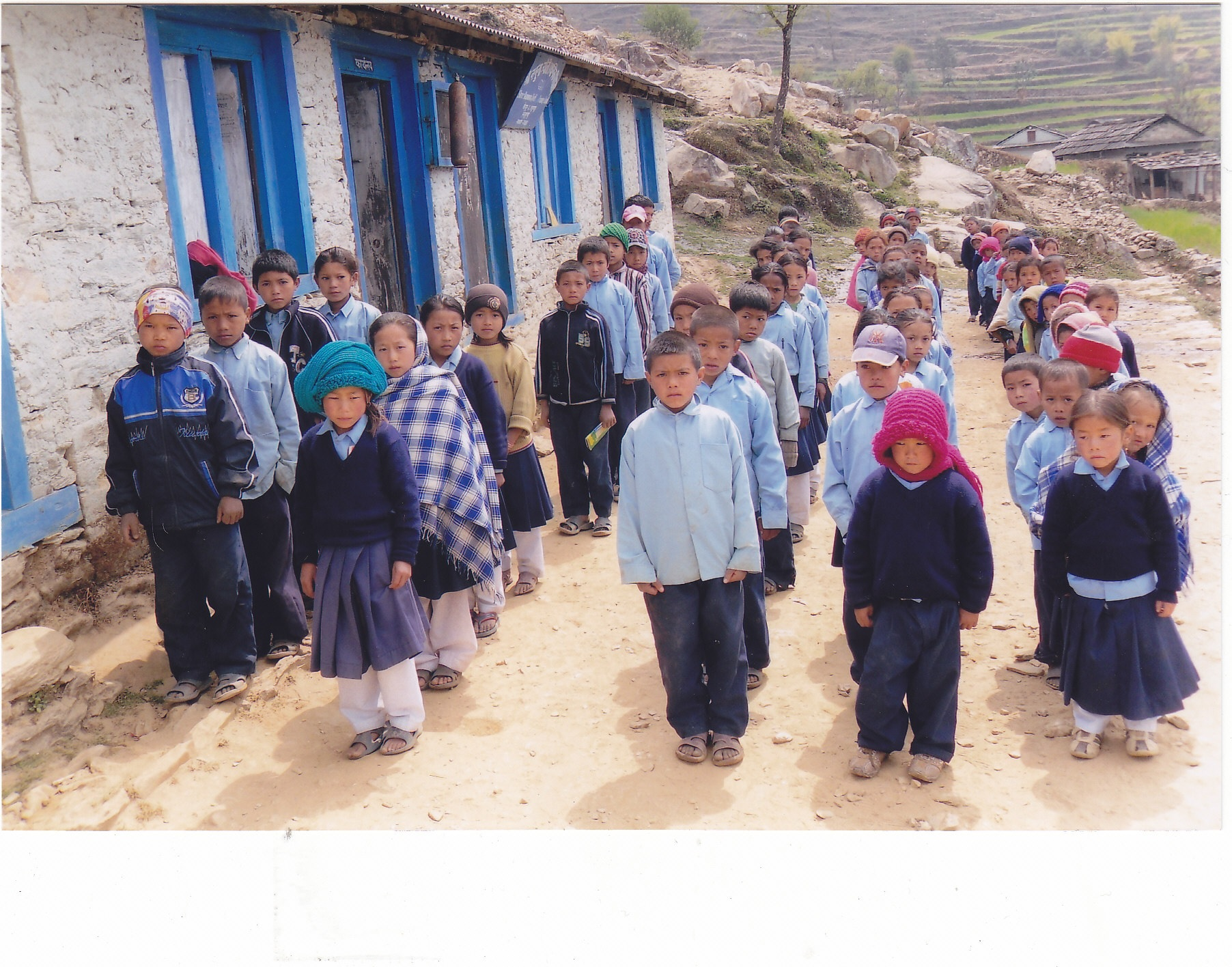 News from our project in Nepal | TWOAT
